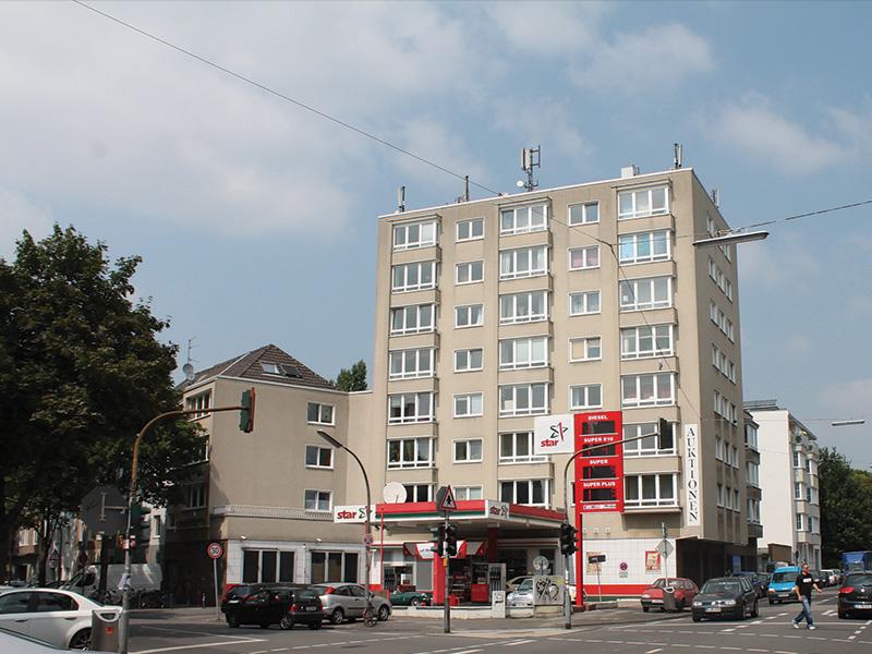 Köln/ Sülz, Berrenrather Straße (Wohnanlage)