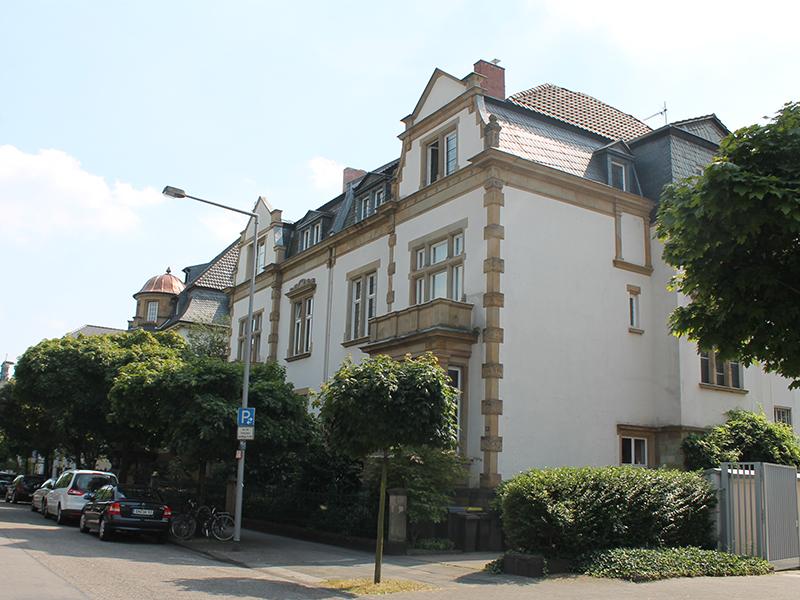 Köln/ Neustadt-Nord, Worringer Straße