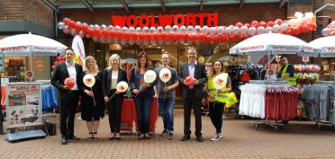 GS Immobiliengruppe Woolworth Stadt Frechen